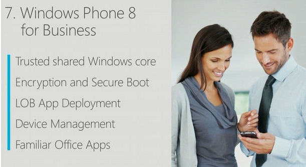 Windows Phone Enterprise
