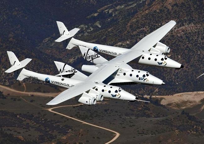 Navette SpaceShipTwo